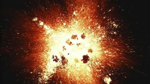Так обычно принято иллюстрировать Большой взрыв. Австралийские физики, однако, сомневаются в реальности этого события. (Здесь и ниже иллюстрации Corbis.)